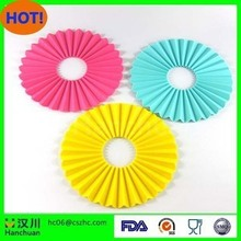 Perfect Modern Home Decor Silicone Heat Resistant Insulation Mat, Tableware Insulation Pad Potholders Insulation