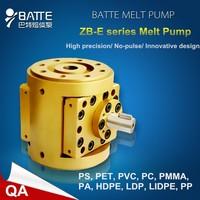 ZB-E series melt pump for extrusion