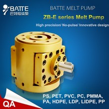 ZB-E series melt pump for extrusion