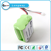 4S1P battery pack lifepo4 12V 1.1Ah battery pack with 2000 times