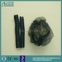 different sizes mesh hair nets for ladies