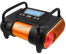 high performance portable air pump/ tire inflator/ digital car air compressor