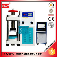 Concrete Material Guided Universal Compression Testing Machine 1000KN