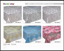 Pvc Transfer Film Laminated Pvc Crystal Board Table Cover