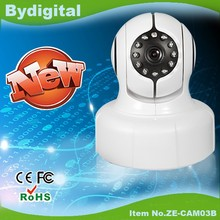 Iphone and andriod smart Phone view HD security camera system