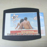 Promotional Photo Mouse Pads/Photo Insert Mouse Pads/Photo Frame Mouse Pad