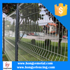 China Manufacturer Coated Border Black Wire Mesh Fence