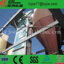 manufacturer directly supply PLC controlled Hot-selling Fully Automatic Gypsum Powder Production Line