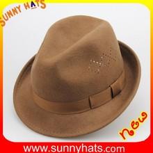 SN-0351 wholesale Guangzhou Cap and hats wool