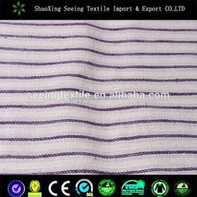 lowest price check printed cotton fabric for bed