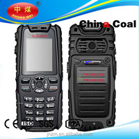 Explosion proof cell phone