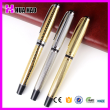 RH-020 2015 High quality metal signature pen roller pen for promotion product