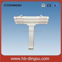 PVC Fittings PVC Roof Gutters Rain Gutters PVC Gutters