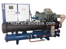 Bitzer refrigeración Unidad enfriadora de agua de tornillo