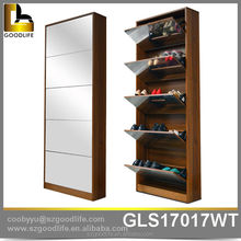 Antique Furniture Online selling large shoe cabinet with mirror in Dubai