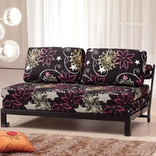 fold up convertible sofa lounge bed Italian style two seater sofa cum bed design