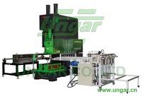 good quality manufacturer aluminium foil food container machine