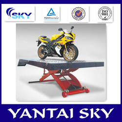 CE Proved China Supplier Scissor Lift Motorcycle Lift Used