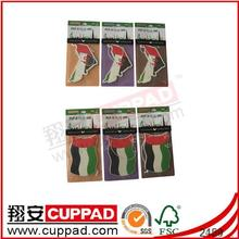 2014 high quality paper rope air freshener