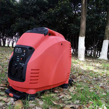 CE,GS,EPA certified 2.0kw small portable digital petrol inverter generator