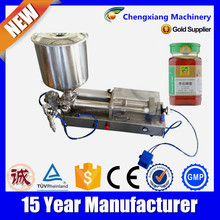 Easy handle Semi-automatic honey filling machine