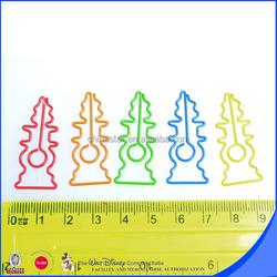 Custom tower shape paper clip travel souvenir gift