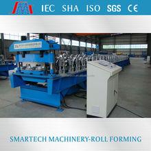SMT YGA344 European standard metal steel deck floor roll forming machine