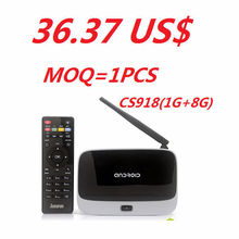 Hot selling Dual Core MX android smart TV box