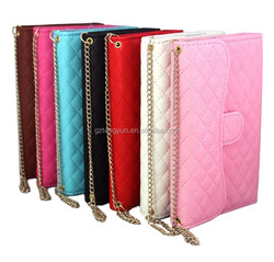 OEM/ODM manufacture smart leather for iphone 6 with belt clip holster case