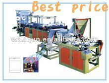 2012 Hot!! Good quality and low price garbage bag bottom sealing machinery