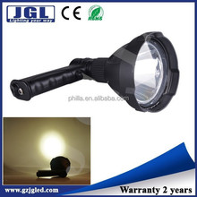 Super brightness 2000 Lumens military equipment Cree 25w single bulb NFC96-25W black hunting search light