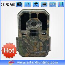 940NM 12MP CMOS 20m IR Flash Thermal Hunting Trail Camera 0.8s response time