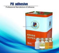 Solvent based single component polyurethane adhesive