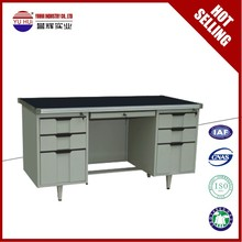 metal cheap office desk price / factory direct sell cheap office table price
