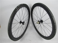 1340g/set FSC50TM-23 Disc braking carbon fiber wheels 50mm x 23mm tubular bicycle wheels carbon with fse 360s disc hub ud matte