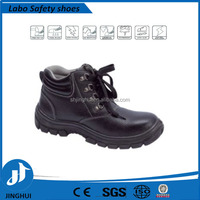 Hot sales Unisex gender and PU suede leather safety shoes working boots