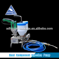 China Supplier Epoxy Grouting Injection Pump For Filling Crack
