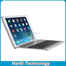 For iPad Air Bluetooth Keyboard With Rotating Hard Shell Case For iPad Air 2 Wireless Keyboard With Protective Hard Case