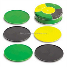 Tin cup tray