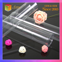 Special Custom Waterproof Cube Clear Plastic Membrane Boxes