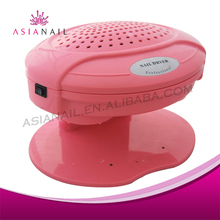 Hot And Cool Wind Portable Pink Electric Automatic UV Gel Nail Dryer