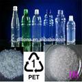 Oferta de garrafa pet reciclado sucata/flocos de pet com bom preço