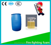 Environmental eco- friendly protein foam fire fighting concentrate