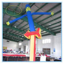 Advertising inflatable air dancer sky tube sky dancer air ballons