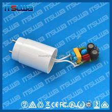 glass tube level gauge t8 led glass tube 18w 1200mm with ce, rhos, ul ,tul