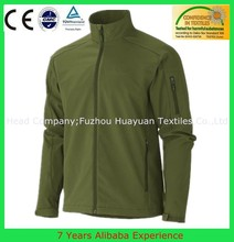Mens outdoor Camping softshell jacket/ Wholesale softshell jacket-7 years alibaba experience