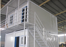 low costs luxury living 20ft container house China