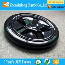 special design thick vacuum formed plastic autobike part