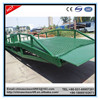 mobile hydraulic load ramp/container loading ramp for sale