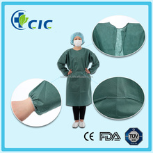 Wholesale prices disposable mens medical hospital patient Gowns for hospital M